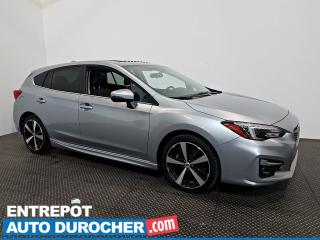Used 2017 Subaru Impreza Sport-tech AWD NAVIGATION - TOIT OUVRANT - CUIR for sale in Laval, QC