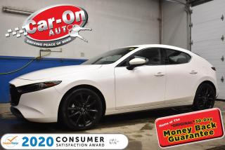 Used 2019 Mazda MAZDA3 Sport AWD GT PREMIUM | RED LEATHER | NAVIGATION for sale in Ottawa, ON