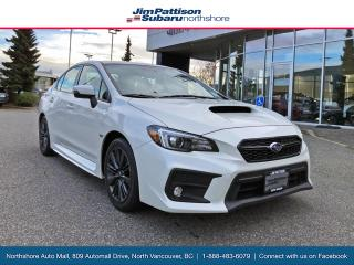 Used 2018 Subaru WRX SPORT for sale in North Vancouver, BC