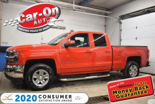Used 2019 Chevrolet Silverado 1500 LT DOUBLE CAB 5.3L Ecotec | TONNEAU COVER for sale in Ottawa, ON