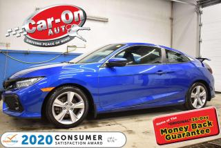 Used 2018 Honda Civic COUPE Si l HEATED SEATS l SUNROOF for sale in Ottawa, ON