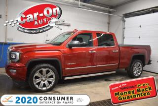Used 2018 GMC Sierra 1500 420 HP 6.2L DENALI ULTIMATE | EVERY POSSIBLE OPTIO for sale in Ottawa, ON