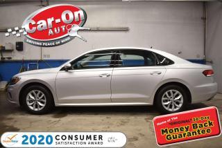 Used 2020 Volkswagen Passat COMFORTLINE | REMOTE STARTER | REAR CAMERA for sale in Ottawa, ON