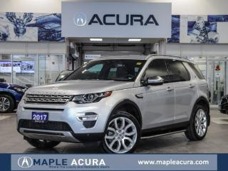 Used 2017 Land Rover Discovery Sport HSE LUXURY, One Owner, 2 sets of tires ( winter & for sale in Maple, ON