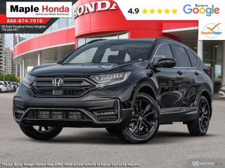 New 2021 Honda CR-V Black Edition for sale in Vaughan, ON