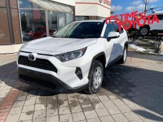 New 2021 Toyota RAV4 RAV4 AWD XLE RAV4 XLE AWD for sale in Mississauga, ON