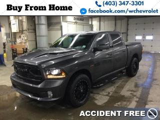 Used 2018 RAM 1500 SPORT for sale in Red Deer, AB