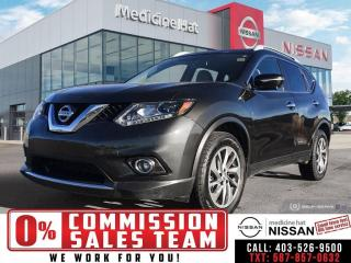 Used 2014 Nissan Rogue SL for sale in Medicine Hat, AB