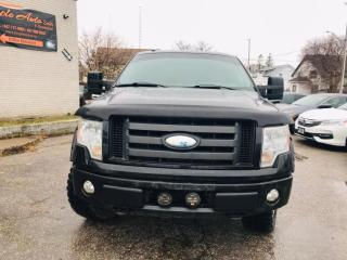 Used 2009 Ford F-150 4WD SUPERCAB for sale in Barrie, ON
