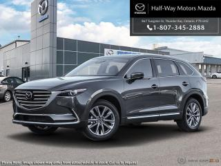 New 2021 Mazda CX-9 GT for sale in Thunder Bay, ON