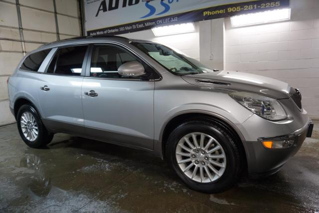 2010 Buick Enclave CX AWD 7PSSNGR CAMERA CERTIFIED 2YR WARRANTY BLUETOOTH CRUISE ALLOYS AUX