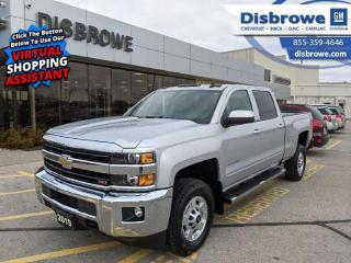 Used 2019 Chevrolet Silverado 2500 HD LT for sale in St. Thomas, ON