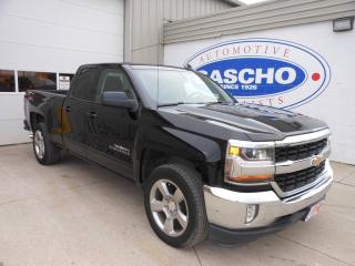 Used 2017 Chevrolet Silverado 1500 LT Double Cab 4WD 5.3 litre V8 for sale in Kitchener, ON