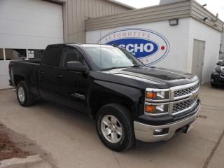 Used 2015 Chevrolet Silverado 1500 LT Double Cab 4WD 5.3 litre V8 for sale in Kitchener, ON