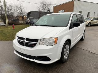 Used 2014 Dodge Grand Caravan SE for sale in Oakville, ON