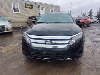 Used 2010 Ford Fusion S for sale in Stittsville, ON