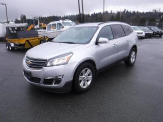 Used 2013 Chevrolet Traverse 2LT AWD With 3rd Row Seating for sale in Burnaby, BC