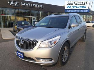 Used 2015 Buick Enclave AWD Leather  - Leather Seats - $165 B/W for sale in Simcoe, ON