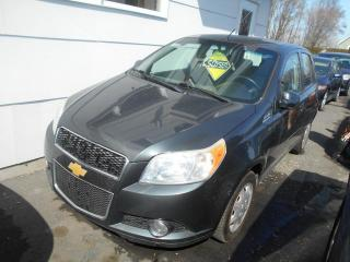 Used 2010 Chevrolet Aveo for sale in Sorel-Tracy, QC