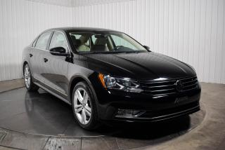 Used 2016 Volkswagen Passat COMFORTLINE CUIRETTE TOIT MAGS for sale in St-Hubert, QC