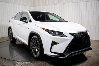 Used 2017 Lexus RX 350 F SPORT 2 AWD CUIR TOIT for sale in St-Hubert, QC