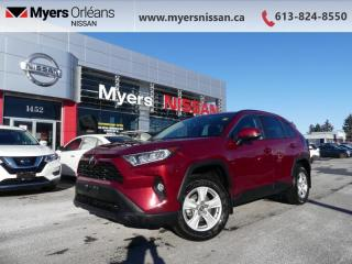 Used 2021 Toyota RAV4 XLE AWD  - Sunroof - $240 B/W for sale in Orleans, ON