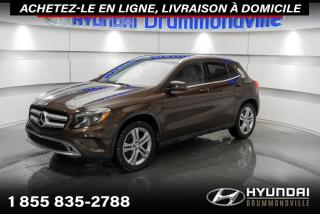 Used 2015 Mercedes-Benz GLA 250 GLA250 4MATIC +GARANTIE+ NAVI + TOIT PAN for sale in Drummondville, QC