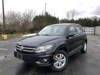 Used 2015 Volkswagen Tiguan Trendline 4Motion for sale in Cayuga, ON