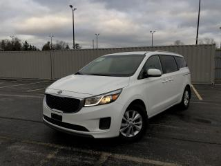 Used 2018 Kia Sedona LX for sale in Cayuga, ON
