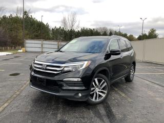 Used 2018 Honda Pilot Touring 4WD for sale in Cayuga, ON