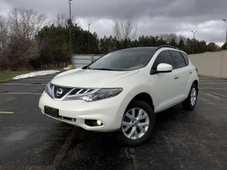 Used 2014 Nissan Murano SL AWD for sale in Cayuga, ON