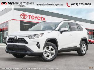 New 2021 Toyota RAV4 XLE AWD  - Sunroof - $242 B/W for sale in Ottawa, ON