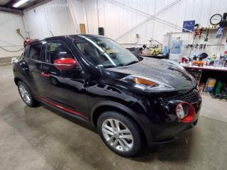 Used 2017 Nissan Juke SL for sale in Swift Current, SK