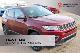 New 2021 Jeep Compass 80th Anniversary for sale in Medicine Hat, AB