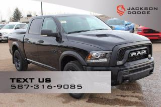 New 2021 RAM 1500 Classic Warlock for sale in Medicine Hat, AB