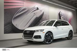Used 2019 Audi Q5 TECHNIK S-LINE - 2.0 TSFI - QUATTRO AWD for sale in Sherbrooke, QC