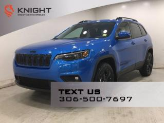 New 2021 Jeep Cherokee Altitude 4x4 | Leather | Navigation | for sale in Regina, SK