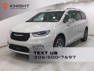 New 2021 Chrysler Pacifica Limited AWD | Leather | Sunroof | DVD | Navigation | for sale in Regina, SK