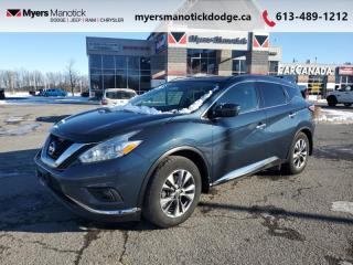 Used 2017 Nissan Murano SV  - Sunroof -  Navigation - $147 B/W for sale in Ottawa, ON