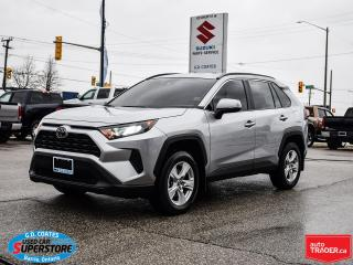 Used 2019 Toyota RAV4 LE AWD ~Heated Seats ~Camera ~Bluetooth ~Alloys for sale in Barrie, ON