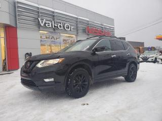 Used 2018 Nissan Rogue SV+MIDNIGHT EDITION for sale in Val-d'Or, QC