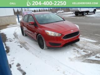 Used 2018 Ford Focus SE for sale in Brandon, MB