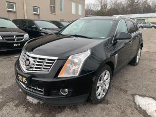 Used 2015 Cadillac SRX Performance Collection for sale in Peterborough, ON