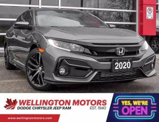 Used 2020 Honda Civic Hatchback Sport | Low Km's | 1 Owner | Remote Start ... for sale in Guelph, ON
