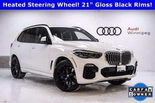 Used 2019 BMW X5 xDrive40i w/Premium Enhanced Package & M Sport for sale in Winnipeg, MB