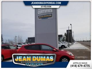 Used 2015 Hyundai Accent MODÈLE GL SIÈGE CHAUFFANT A/C CRUISE GR for sale in St-Félicien, QC