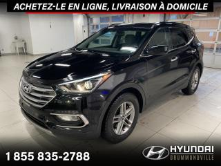 Used 2017 Hyundai Santa Fe Sport SPORT + GARANTIE + CAMERA + A/C + WOW !! for sale in Drummondville, QC