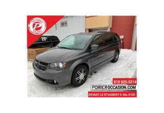 Used 2019 Dodge Grand Caravan GT PORTES LATÉRAUX for sale in Val-D'or, QC