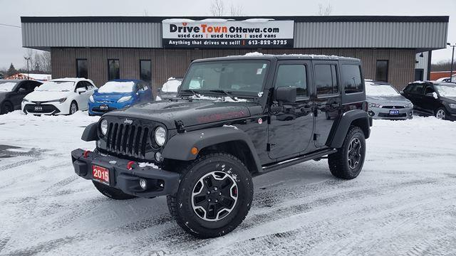 2015 Jeep Wrangler Unlimited RUBICON **HARD ROCK EDITION**