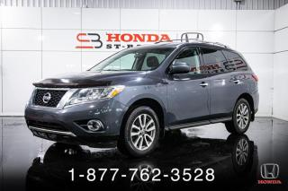 Used 2014 Nissan Pathfinder SV + AWD + A/C + CAMERA + MAGS + WOW! for sale in St-Basile-le-Grand, QC